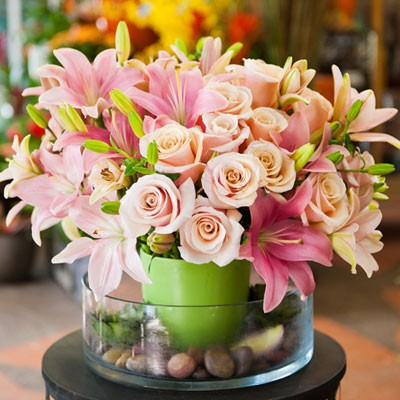 I Love Roses & Lilies