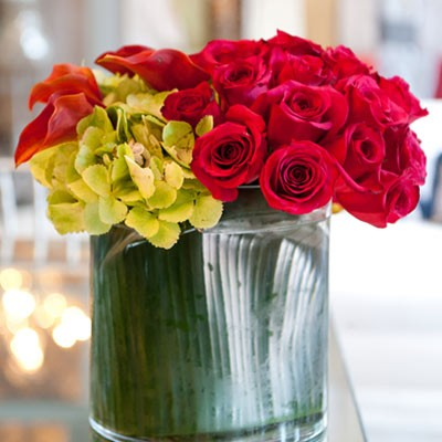 Richest Red Roses