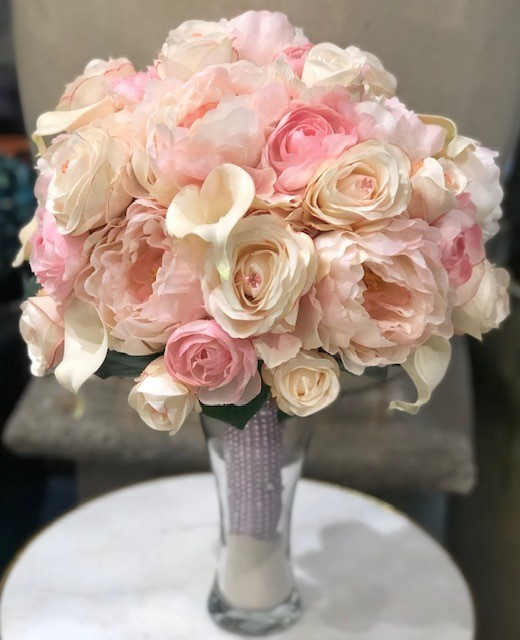 Silk Bridal Bouquet