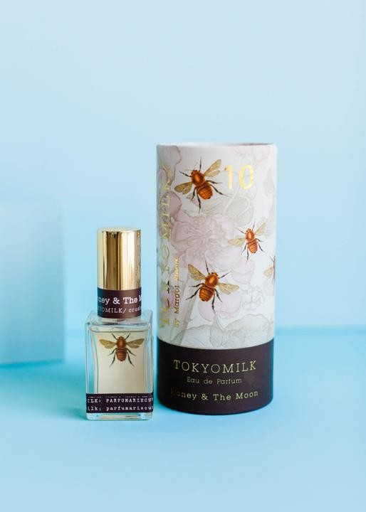 TokyoMilk Honey & The Moon Perfume
