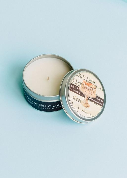 TokyoMilk Let Them Eat Cake Travel Candle